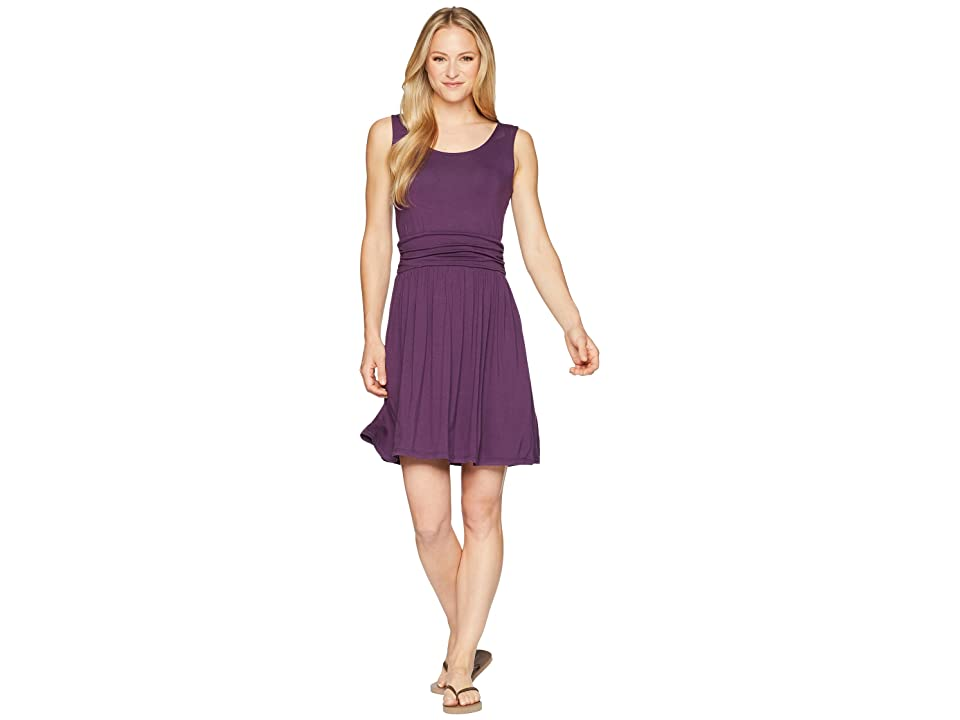 White Sierra Tangier Odor Free Dress (Shadow Purple) Women
