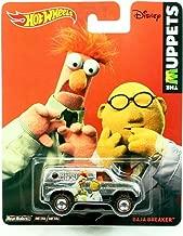 DR. BUNSON HONEYDEW & BEAKER / BAJA BREAKER * Disney / The Muppets * 2014 Hot Wheels Pop Culture Series 1:64 Scale Die-Cast Vehicle (BDR85)