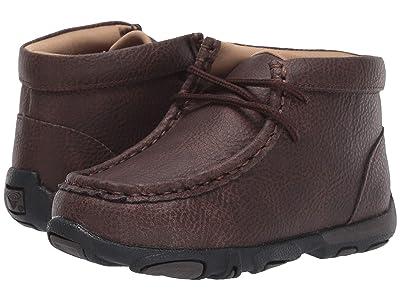 M&F Western Kids Oakley (Toddler) (Brown) Cowboy Boots