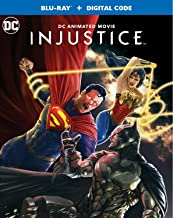 Injustice (Blu-ray + Digital)