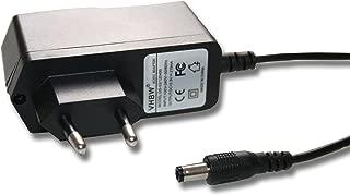220 V Fuente de alimentación, Cargador 3.2 W (15.3V/210mA) con Conector Redondo para Black & Decker EPC12, 12B, e.o. Sustituye: HKA-15321.