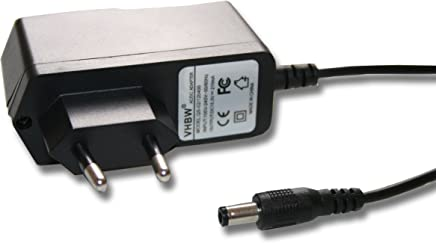 Caricabatteria con spina rotonda per Black & Decker EPC12, 12B, sostituisce: HKA-15321. 220 V 3.2 W (15.3V/210mA)