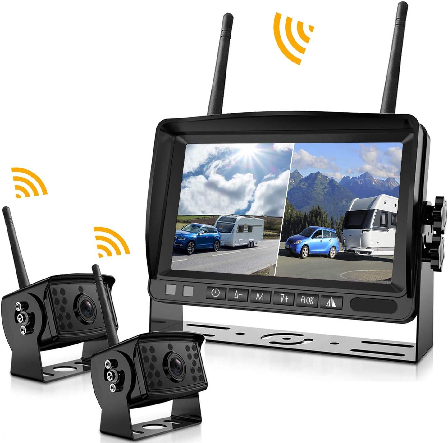 Wireless Backup New product type Camera - IP69 Waterproof HD Night W 1080P Ranking TOP14 Vision