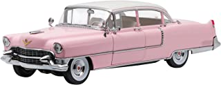 "Greenlight Collectibles Elvis Presley Fleetwood 1955 Series 60 ""Pink Cadillac Vehicle (1:18 Scale)"