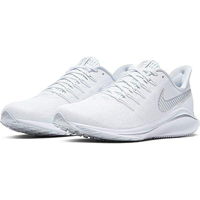 Nike Air Zoom Vomero 14 (White/Metallic Silver/Aura) Women