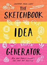 The Sketchbook Idea Generator: Mix-and-Match Prompts for Your Art Practice PDF