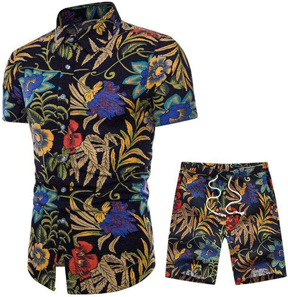 Outfits Set for Men F_Gotal Beach Houston Mall Men's Tampa Mall Shorts African