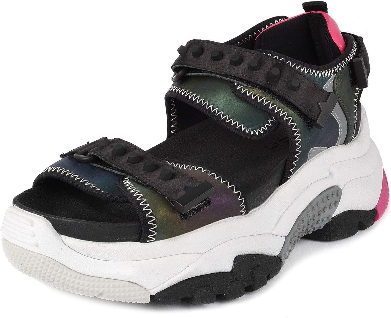 ASH ASH Footwear Adapt Sportsandalen, mehrfarbige Sandalen, Damensandalen 38 Multi  erstklassiger Service