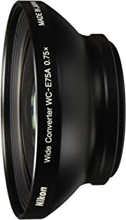 WC-E75A Wide-Angle Converter for Nikon Coolpix P7000 Digital Camera (Requires UR-E22 Adapter Ring)