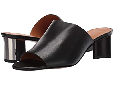 Clergerie Agile (Black Nappa Leather) High Heels