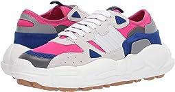 Pink/Navy/Grey/White