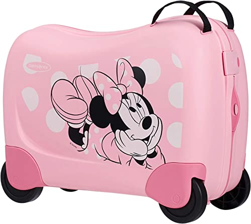 Samsonite Dream Rider Disney Bagage Enfant, 51 cm, 28 L, Rose (Minnie Glitter)
