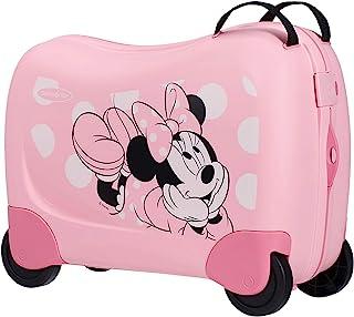 Samsonite Dream Rider Disney - bagaż dziecięcy, różowy (Minnie brokat) (różowy) - 109640