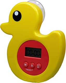 Duck Eco Shower Timer - a Fun Way to Educate and Regulate The Saving of Water Energy