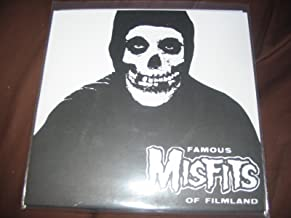 Famous Misfits of Filmland - 4 Hits From Hell (Ltd 500 Copies 7 Inch Ep Lp Vinyl)