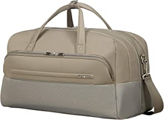 SAMSONITE B-Lite Icon - Duffle 55/22 Travel Duffle, 55 cm, 56 liters, Beige (Dark Sand)
