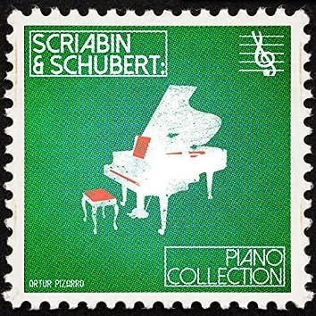 Scriabin & Schubert: Piano Collection