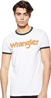 Wrangler Mens Kabel T-Shirt