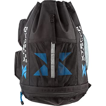 XTERRA Wetsuits - Tripack Transition Bag - Versatile Backpack w/Waterproof Compartment for Gym, Workout, & Sports