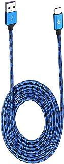 RoiCiel(グリティシーリズ)USB Type C ケーブル急速充電 QuickCharge3.0対応 USB3.0規格 usb-c タイプc アンドロイド Type-C 多機種対応 3A急速充電 5Gbps高速データ転送 (1.8m, T...