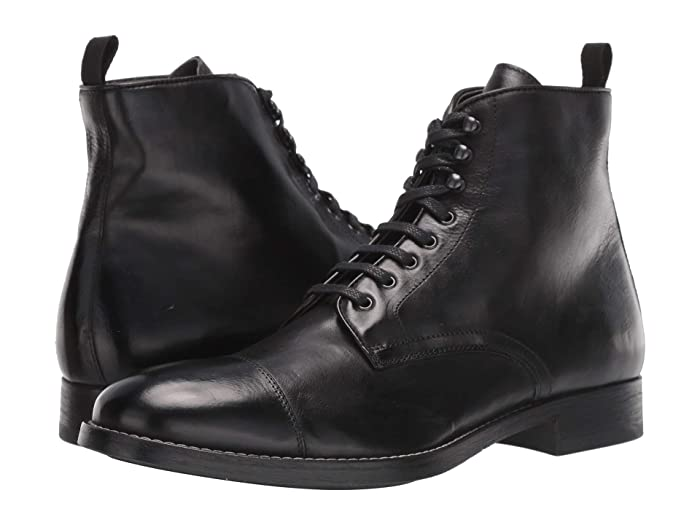 To Boot New York  Richmond (Black) Mens Dress Pull-on Boots