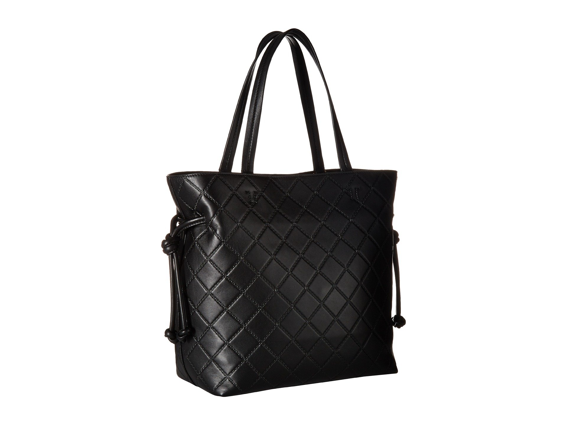 Tory Burch Georgia Slouchy Tote at Zappos.com : tory burch quilted tote - Adamdwight.com