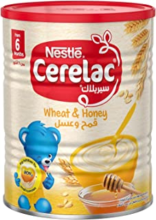 cerelac wheat and honey