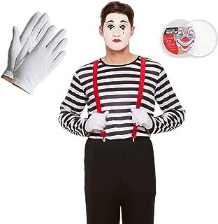 I vestiti di Carnevale Costume clownhut Arancio Con Fiore Accessori Carnevale Carnevale