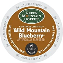 Green Mountain Coffee, Wild Mountain Blueberry K-Cup Portion Pack for Keurig Brewers, 100 count