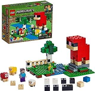 レゴ(LEGO) マインクラフト 巨大羊のウールファーム 21153