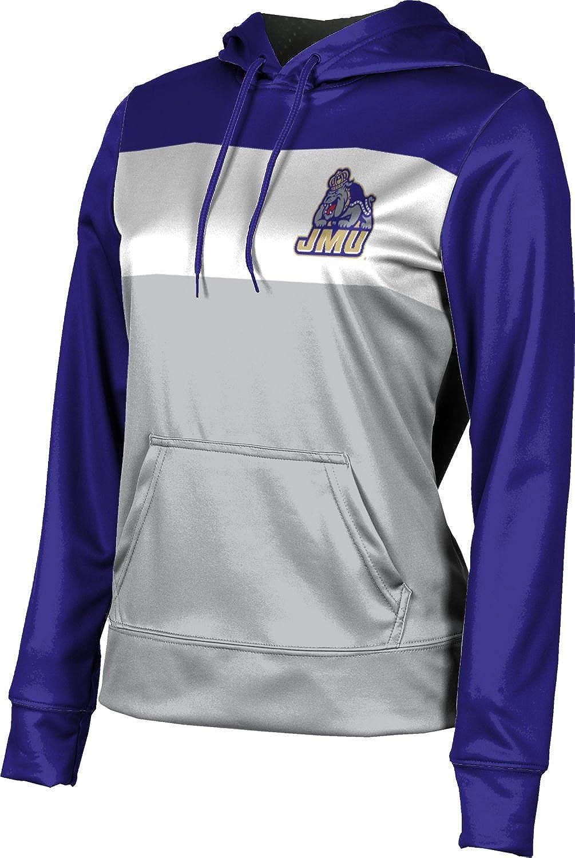 James Madison University Foundation Girls' Pullover Hoodie, School Spirit Sweatshirt (Prime)