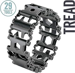 New Leatherman Tread Black Stainless Steel Multitool Bracelet