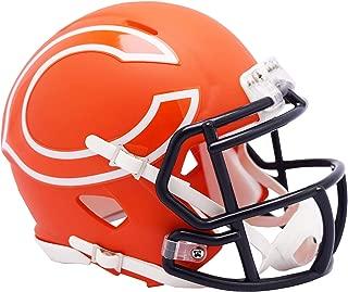 Riddell Chicago Bears AMP Alternate Revolution Speed Mini Football Helmet - NFL Mini Helmets