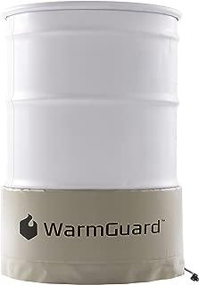 WarmGuard WG55 Insulated Drum Band Heater - Barrel Heater, Fixed Internal Thermostat Max Temp 145 F