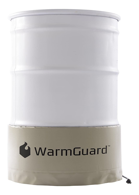 WarmGuard supreme WG55 Japan Maker New Insulated Drum Band - Heater Barrel Fixed