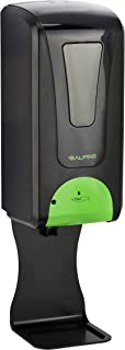 Alpine Industries Automatic Soap Dispenser - Touchless Hand Sanitizer Liquid/Gel Dispenser with Drip Tray - Ideal for Rest...