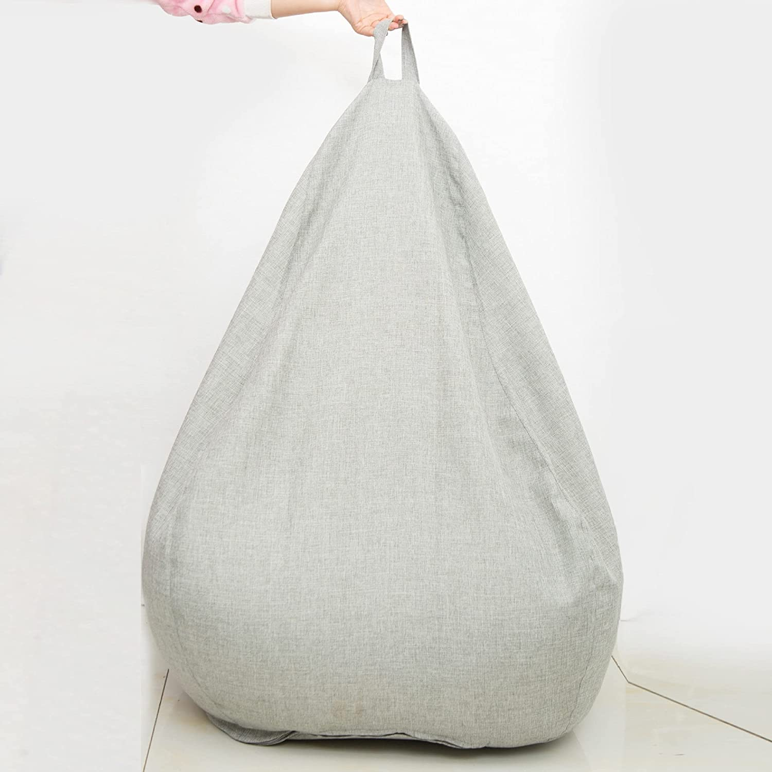 Year-end gift Snow from Cotton and Linen Fabric Bag Sale Bean Unfilled Cover Remov