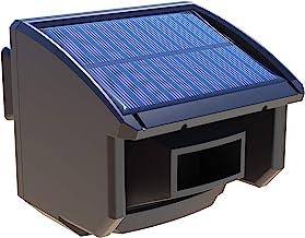 Extra Solar Wireless Outdoor Weatherproof Motion Sensor/Detector for HTZSAFE Alarms-1/4 Mile Wireless Transmission Range-U...