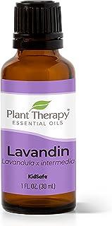 Plant Therapy Lavandin Essential Oil. 100% Pure, Undiluted, Therapeutic Grade. 30 ml (1 oz).