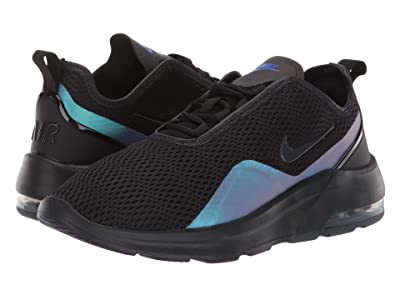Nike Air Max Motion 2 (Black/Anthracite/Racer Blue) Women