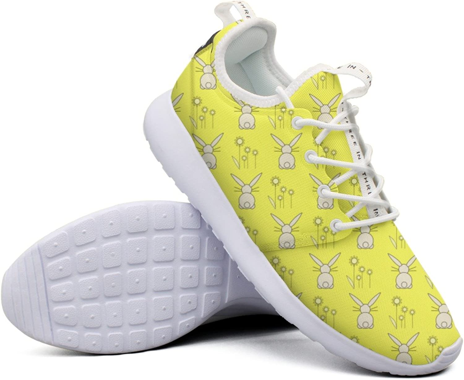Pretty Women The Happy Bunny Club colorful Camping Climbing Fashion Running shoes
