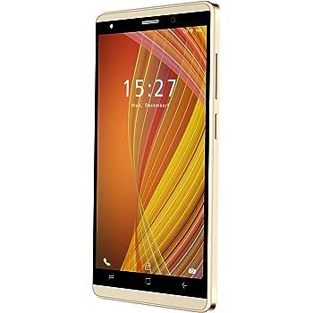 Moviles Libres Baratos 4G,5.1 Pulgadas 16GB ROM,2800mAh Batería,Dual Camara,Dual Sim,Android 7.0 Smartphone Baratos Libres Duoduogo J3 (Oro): Amazon.es: Electrónica
