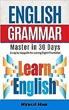 Best english grammar master in 30 days Reviews
