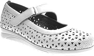 PITILLOS Zapatos CUÑA Calado con Velcro 2922 para Mujer