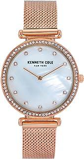 Kenneth Cole Women 's KC50927004 Quartz Rose gold Watch