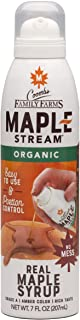 Coombs Family Farms Maple Stream Sprayable Maple Syrup Organic Grade A, Amber Color, 7 Fl Oz