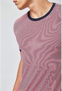 Camiseta Listra Vermelha - Vermelho