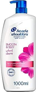 Head & Shoulders Smooth & Silky Anti-Dandruff Shampoo 1000 ml