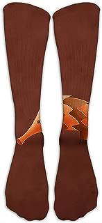 SARA NELL Men Women Classic Crew Socks Precise Pangolin Animal Personalized Sport Athletic Socks Halloween Long Tube Socks Stockings 40Cm Long