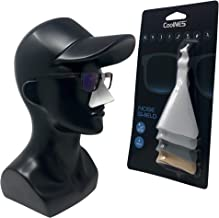 CoolNES - 4 Pack - UV Nose Guards for Glasses - Skin Sun Protection - Shield Guard Protector UPF 50+ Patented